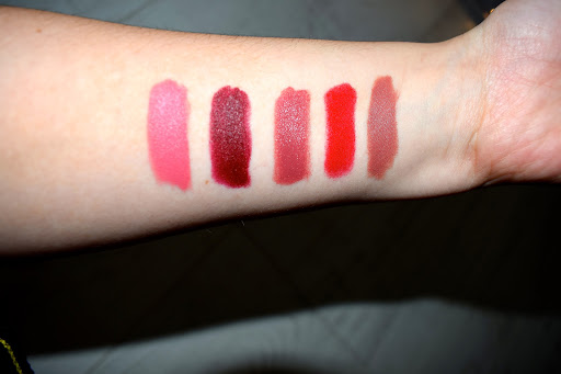 My 5 Best MAC Lipsticks